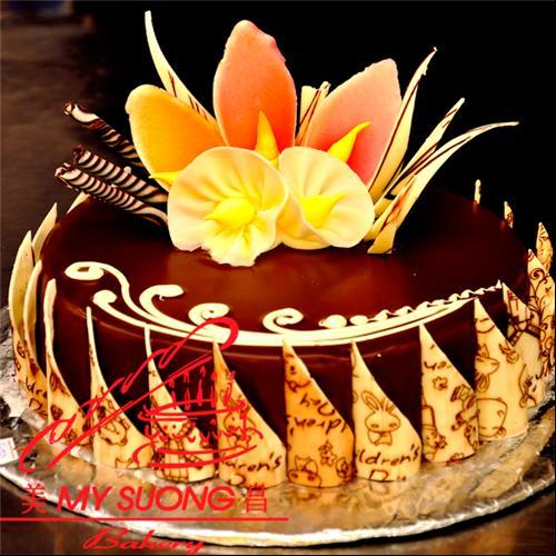 banh-kem-chocolate-25-cm