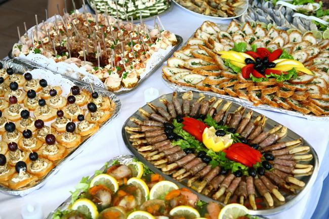 Новогодние закуски для 2011 года фото